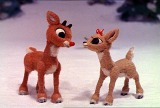 My Daughter loves Rudolph The Red-Nosed Reindeer from 1964